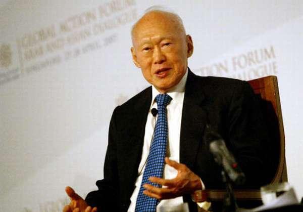 премьер министр Сингапура