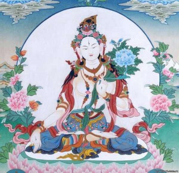 святая в буддизме