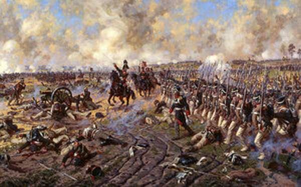 Бородинская битва 1812