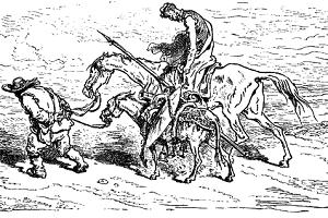 Дон Кихот краткое содержание книги Сервантеса