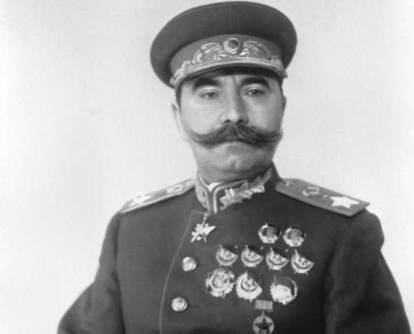 Маршал Буденный (биография)