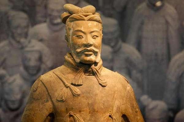 Первый император Китая