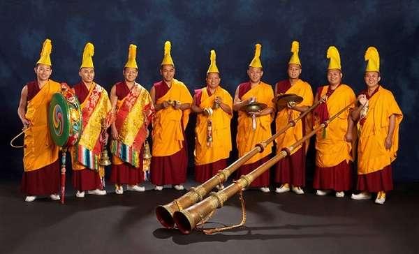 буддийских монахов