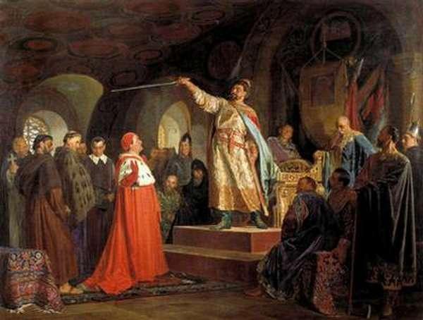 Кто такой Иван Грозный – биография: кратко о годах правления и детях