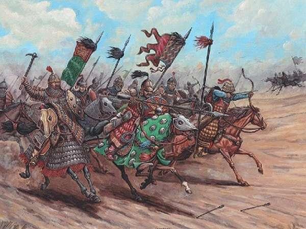 нашествие монгол