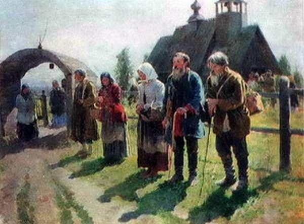 История приписных крестьянин