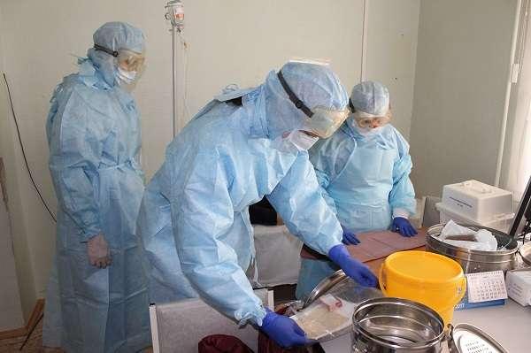 Дезинфекция и стерилизация современные методы и режимы