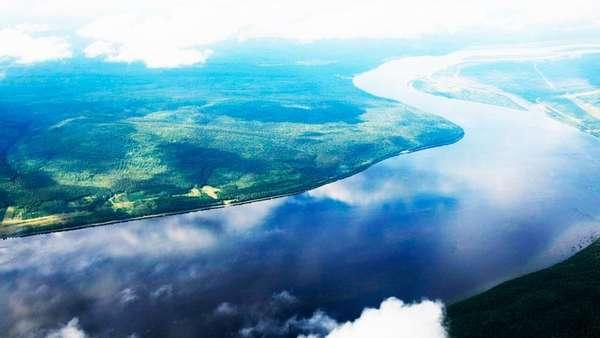 россия реки (главный ключ)