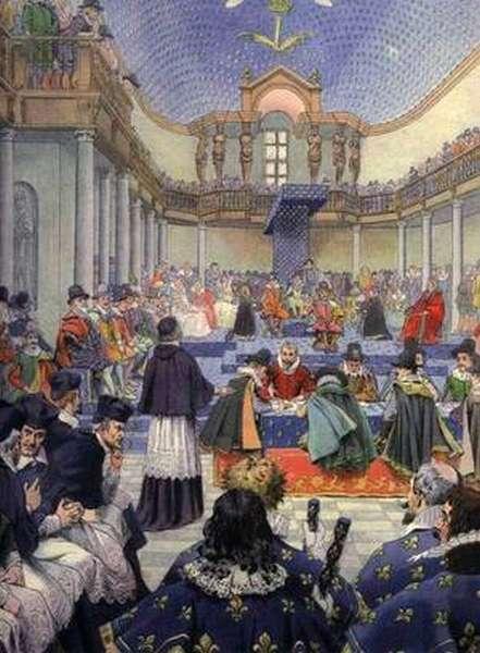 Cозыв генеральных штатов во Франции 1302