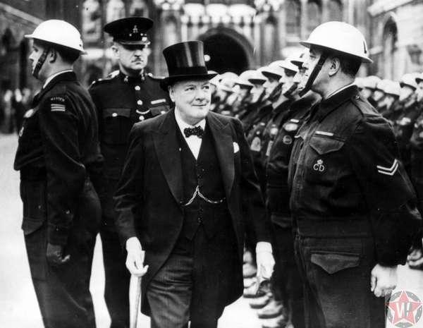 Черчилль во Второй мировой войне