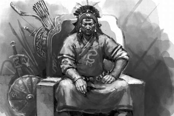 Отец Чингисхана