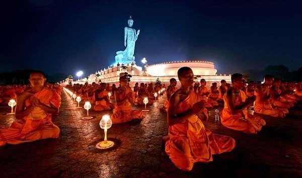 сангха в Тайланде