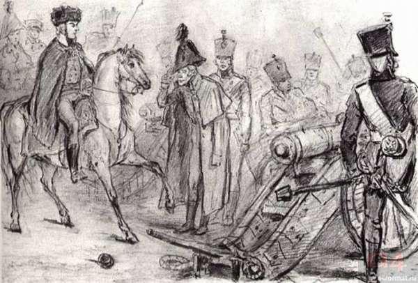Начало войны в войне и мир