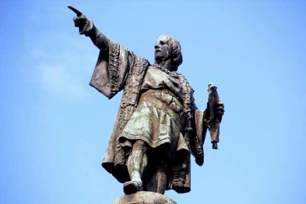 Памятник Колумбу в Барселоне — подробная информация с фото