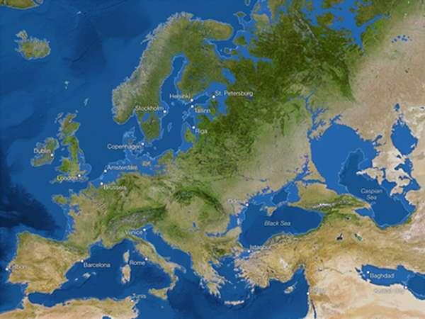 Краткий курс океанографии: сколько океанов на Земле и каковы их названия