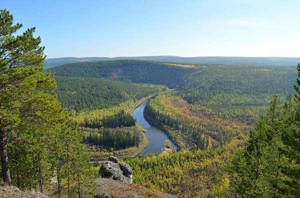 западно сибирская равнина природные зоны (главный ключ)