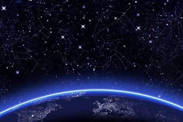 Названия звезд и созвездий на небе