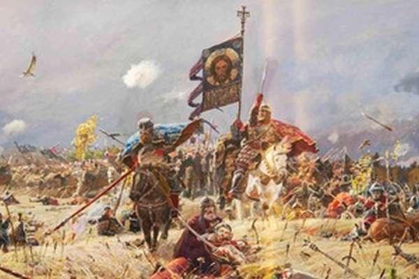 Описание Куликовской битвы