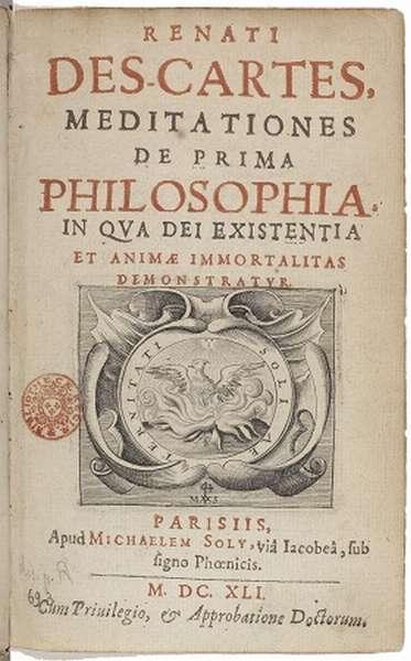 Рене Декарт краткая биография и его открытия