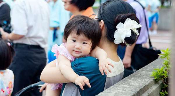 азиатские дети