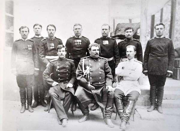 пржевальский открытия (главный ключ)
