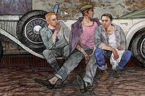 «Три товарища» краткое содержание романа Э. М. Ремарка