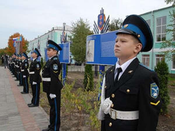 кадетская школа в санкт петербурге