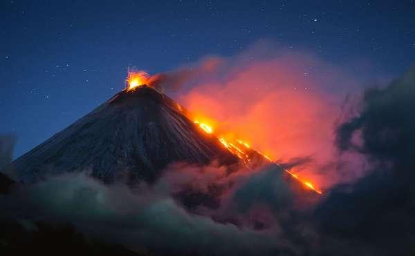 Вулканы Камчатки | ФОТО НОВОСТИ