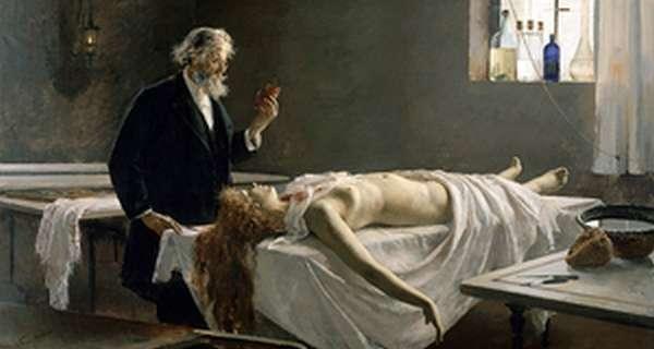 История патологоанатомии - как появилась профессия