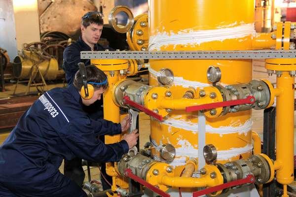 Работа в сфере газонефтепереработки