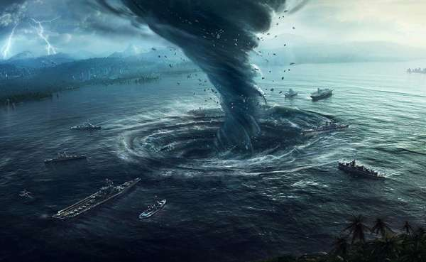 Море Дьявола | Аномальные зоны