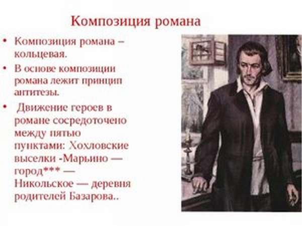 Концепция романа Ивана Сергеевича Тургенева Отцы и дети
