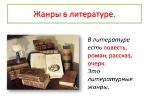 Литературный роман - особенности жанров в литературе