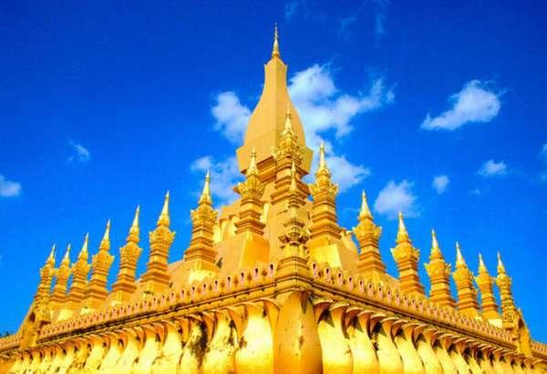 фото буддийской ступы