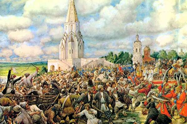 Медный бунт 1662 года причины, основные события, последствия восстания