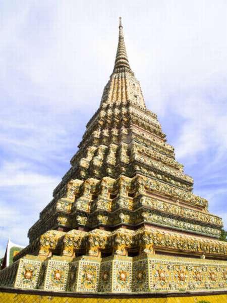 Ступа буддийская