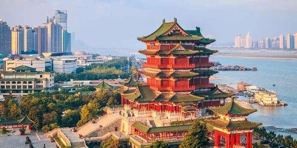 Пекин – Шанхай