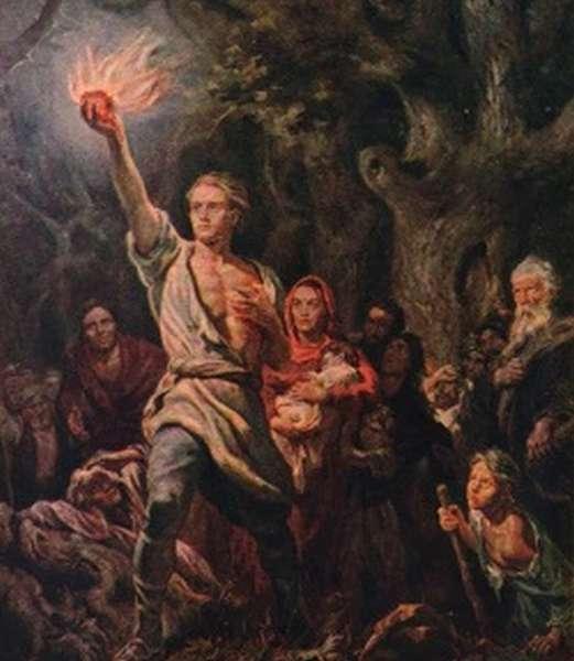 «Старуха Изергиль» краткое содержание произведения Максима Горького