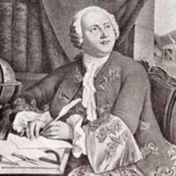 Академик Михаил Ломоносов