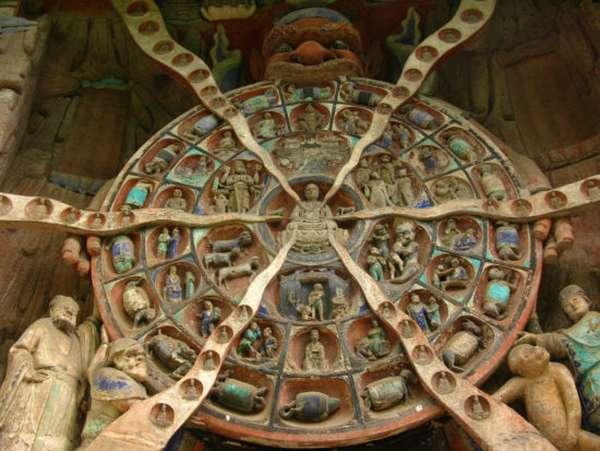 лепнина в храме