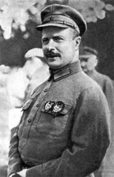 Михаил Фрунзе (биография)