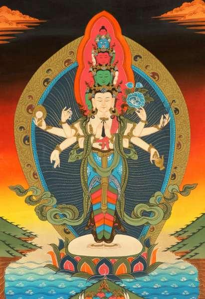 Будда Сострадания