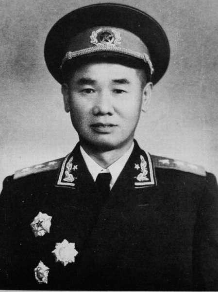 китайский главнокомандующий
