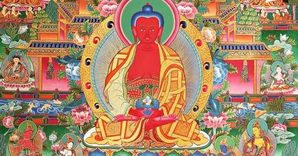 Будда Амитабха что это за божество и какой силой оно обладает?