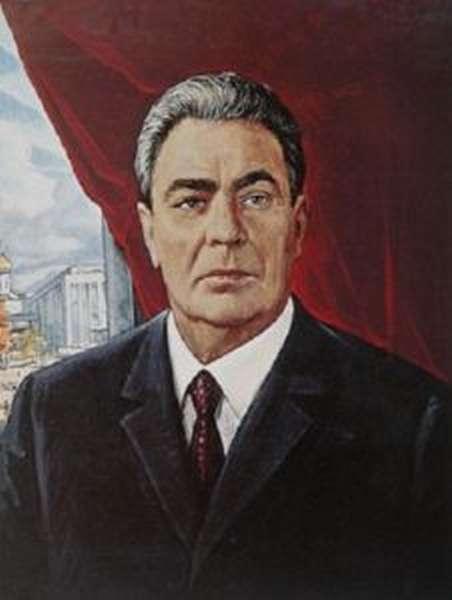 Брежнев Леонид Ильич (краткая биография)