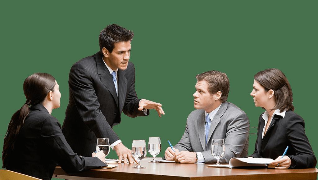 Помощь в юридических вопросах от лидеров