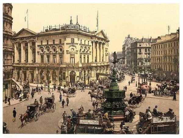 Ретро фотографии. Старый Лондон. Англия в 1890-1900 годах | Newpix ...