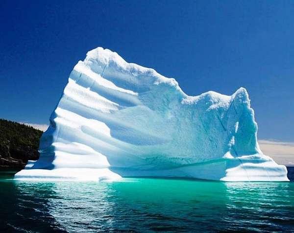 25 удивительных айсбергов и ледников со всего мира • НОВОСТИ В ...