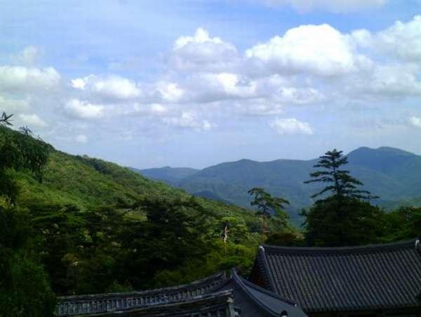 Монастырь в Южной Корее