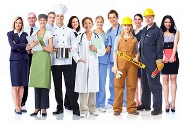 Какие бывают профессии все виды интересных профессий для мужчин и женщин